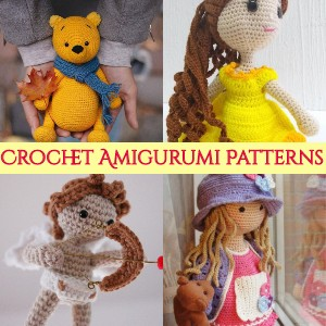 Crochet Amigurumi Patterns