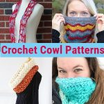 Cozy Free Crochet Cowl Patterns