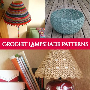 Crochet Lampshade Patterns
