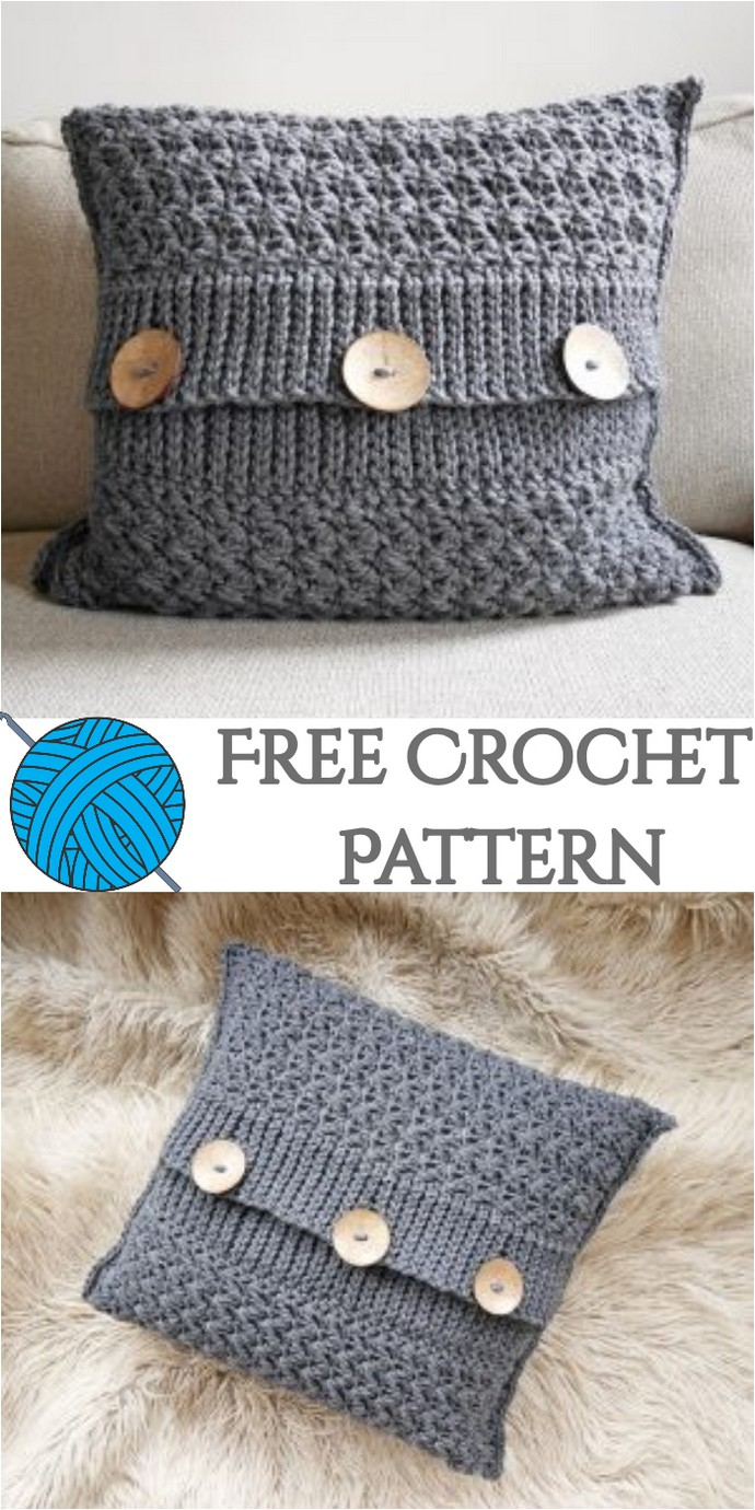 Pillow Cover By Malloo Knitwear