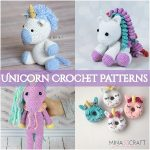 Unicorn Crochet Patterns - Free Patterns