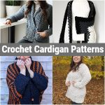 Crochet Cardigan Patterns - All Free Patterns