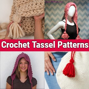 Crochet Tassel Patterns
