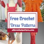 Free Crochet Dress Patterns - Gorgeous And Interesting Dress ideas