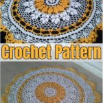 Functional And Lovely Crochet Doily Patterns