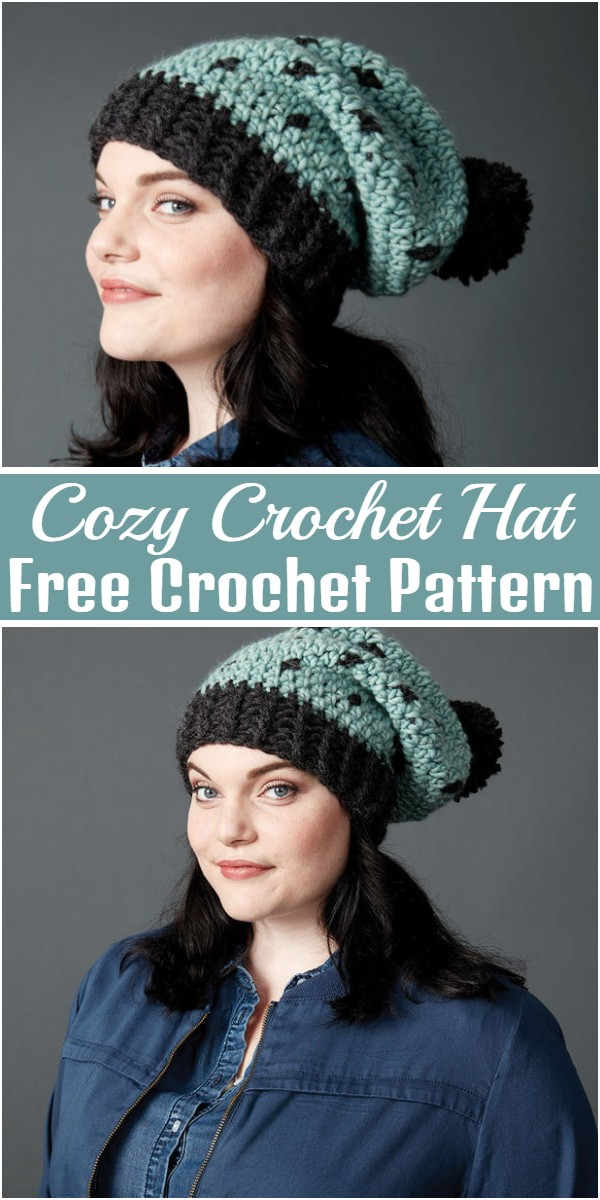 Cozy Crochet Hat