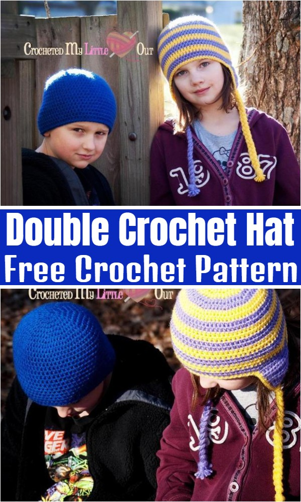 Double Crochet Hat