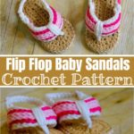 Cute And Goregeous Free Crochet Flip Flop patterns For All