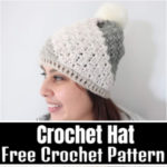 Gorgeous Free Crochet Hat Patterns To Keep You Cozy
