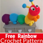 Free Crochet Rainbow Patterns
