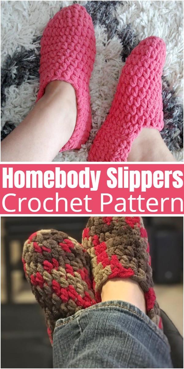 Homebody Slippers