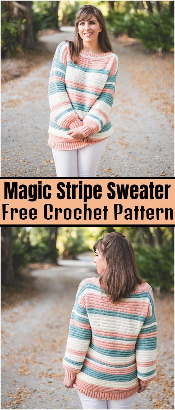 Magic Stripe Sweater