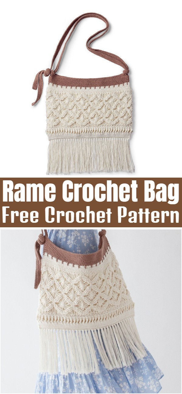 Rame Crochet Bag