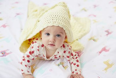 Free Crochet Hooded Baby Blanket Pattern