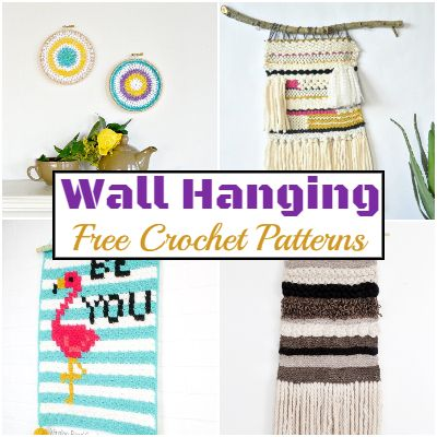 Free Crochet Wall Hanging Patterns