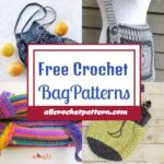 Crochet Bag Patterns And Handbags - Free Patterns