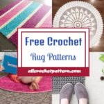 Creative Crochet Rug Patterns Patterns
