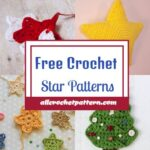 Crochet Star Patterns - Free Crochet Patterns