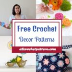 Free Crochet Decor Patterns For Your Home