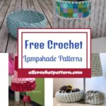 10 Easy Free Crochet Lampshade Patterns